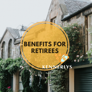 WHO: Benefits for retirees and pensioners.